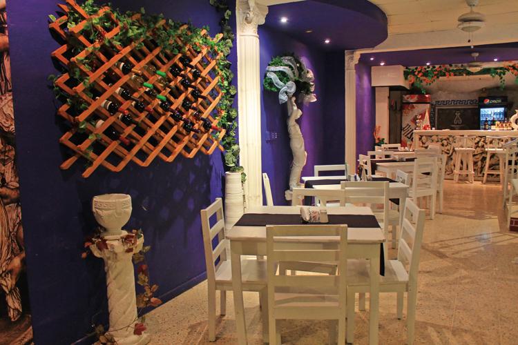 Revista De Vacaciones El Salvador Top 7: restaurantes de comida ...