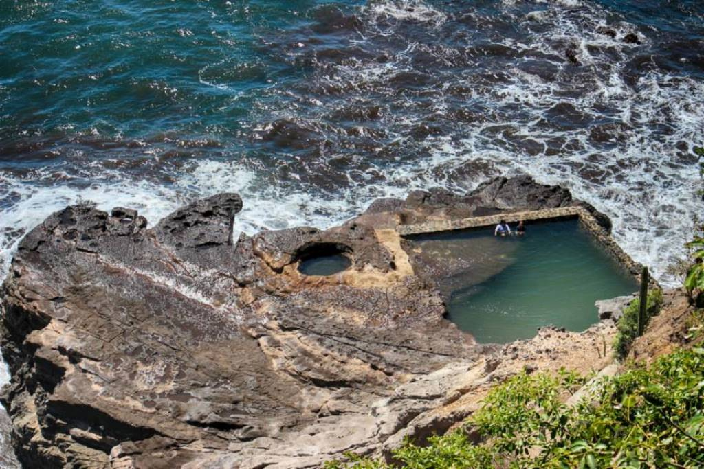 Revista de vacaciones el salvador piscinas naturales al for Sal piscinas