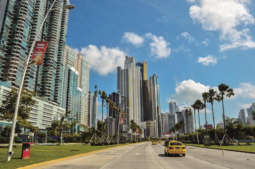 Malles en Panamá